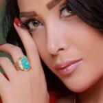 انگشتر آدرینا- 2طلا و جواهری حقانی