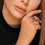 دستبند 21 مولتی- طلا و جواهری حقانی