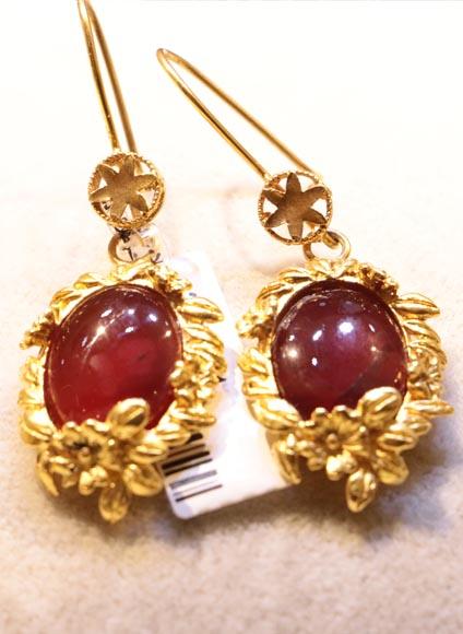 گوشواره طلای زنانه ونیز