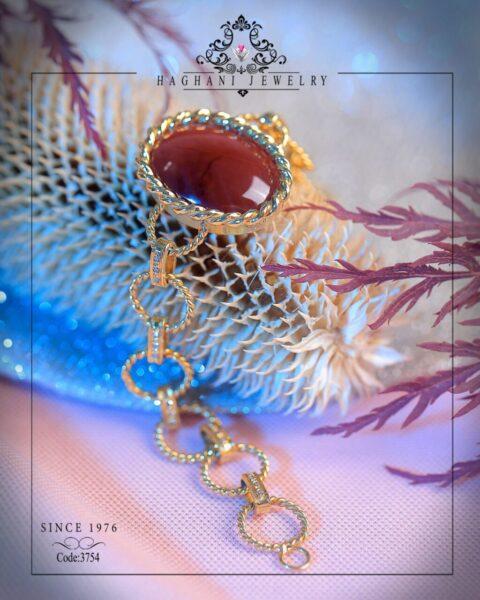 دستبند طلای زنانه آدرینا
