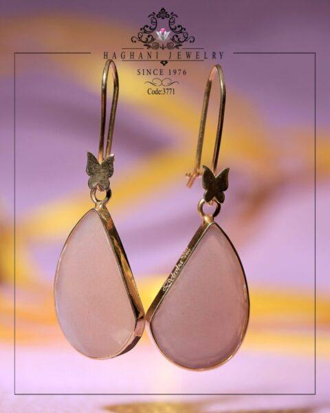 گوشواره طلای زنانه رویال