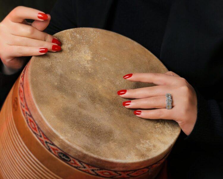 انگشتر طلای زنانه لمون