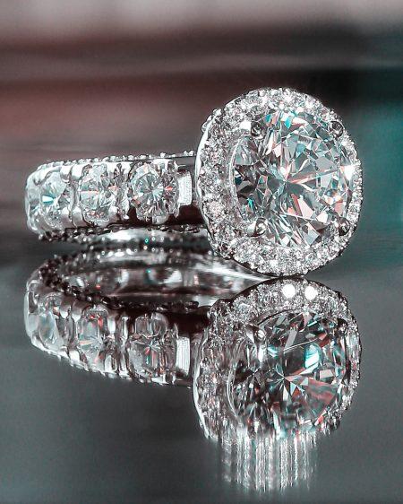 انگشترتمام جواهر