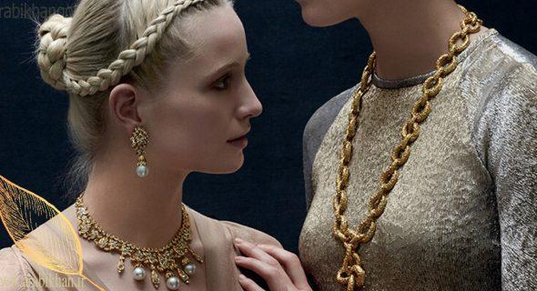 ۱۰ برند لاکچری جواهرات در جهان